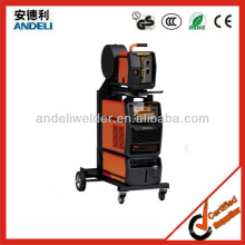 110V 220V DC Inverter welder with wire feeder Pulse MIG Welder 350
