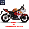 Ricambi Moto Zongshen RC3 completi