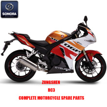 Zongshen RC3 Complete Motorcycle Spare Parts