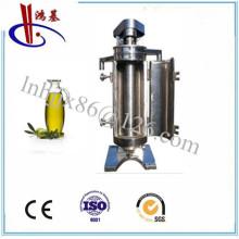 Centrifugeuse de séparateur d'huile d'olive extra vierge tubulaire GF