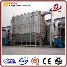 Matériel de décolleté de sacs de matériaux de construction collecteur de poussière