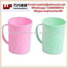 Chine haute qualité et professionnel en plastique injection eau tasse moule et injection en plastique eau tasse moule