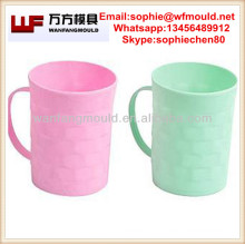 China alta qualidade e injeção de plástico Profissional caneca de água molde e injeção de plástico molde da caneca de água
