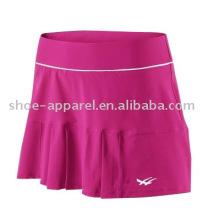 Fabricante profesional de faldas de tenis de alta calidad