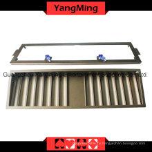 Однослойный металлический лоток для стружки (YM-CT03)