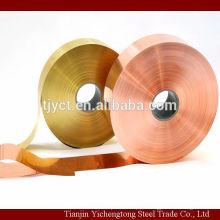 Cu70Zn30 brass strips