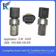 Pressostat de haute qualité pour air conditionné pour VW Audi