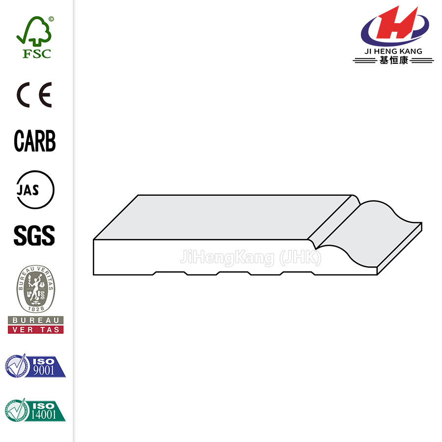 South Asia Wholesale Customized Internal MDF Door Base
