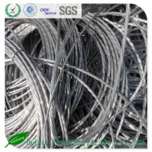 A7 aluminium lingots / fil de fer avec une grande pureté