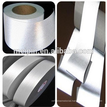 Hi-Vis Silver Reflective Fabric Tape
