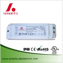 DC 25-40V corriente constante 250ma 10w DALI controlador led regulable
