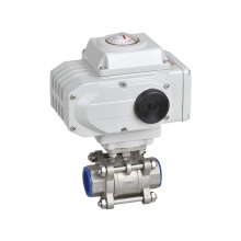 Low Price Stainless Steel Electric Ball Valve