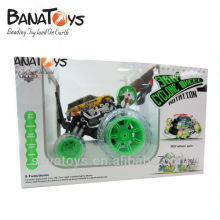 9 Fonctions avec light and music rc stunt car