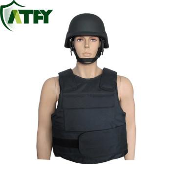 Veste de contrôle de balle de haute qualité légère anti-attaque pour la police et l'armée