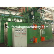 11 Kw Shot Blasting Machine Cleaning Surfaces Of Casting / Forging