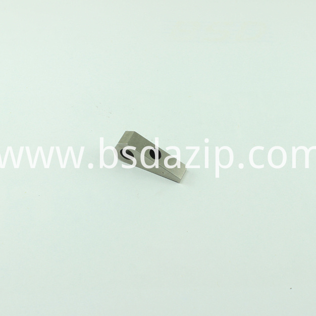 METAL ZIPPER MOULD-2