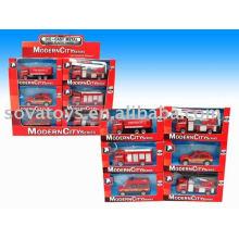923040048 -Искусная модель пожарной команды