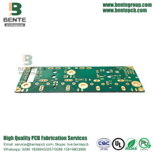 "Customized for Heavy Copper Pcb 2 Layers FR4 Tg170 PCB Thick Copper PCB ENIG 3u"" Thick Gold supply to Italy Importers"
