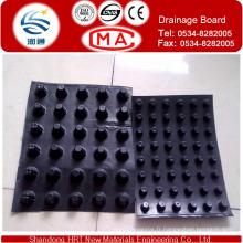 Panneau de drainage composite pour l'ingénierie de toiture