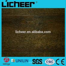 Unilin click Vinyl Floors Planken mit Fiberglas / Vinyl Fliesen / geprägte Oberfläche Vinylboden