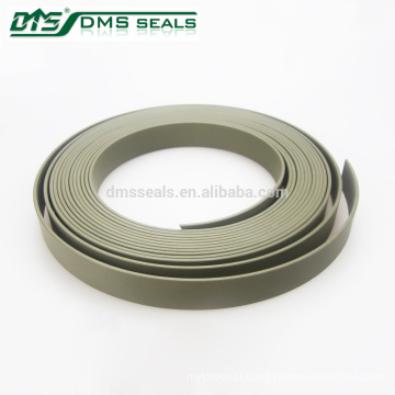 guide tape elements Oriented belt guide strip GST for hydraulic pneumatic