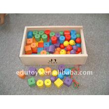 Juguetes educativos de madera Ayudas didácticas Froebel