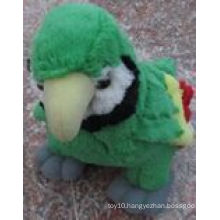 Cute Visual High Quality Stuffed Parrot Toys