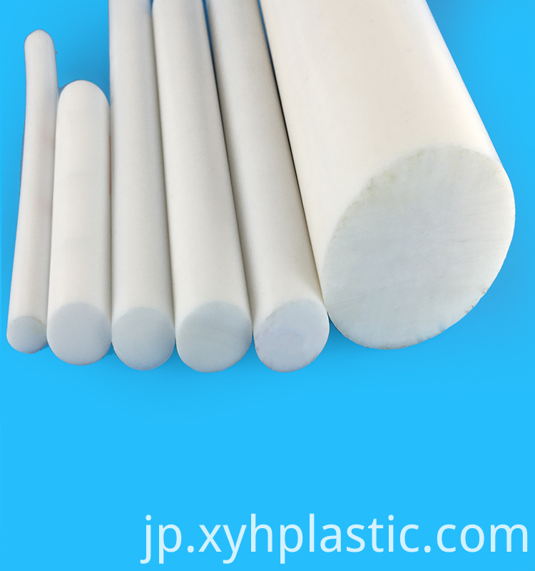Pure PTFE Teflon Rod Bar