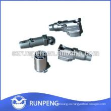 Fundición de aluminio piezas de fundición de zinc fundición a presión con alta calidad máquina de fundición a presión