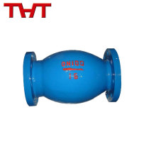 Normal open type true union tank ball float check valve design principles