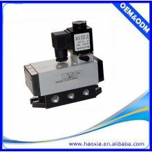 Control de la electricidad serie K válvula de cambio de forma