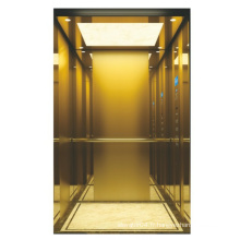 Green Energy-Saving Villa Home Ascenseur de 250 ~ 400kg