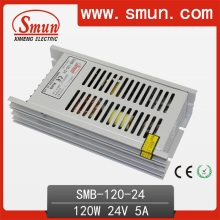 120W 24VDC 5A Ultra-Thin Switching Power Supply