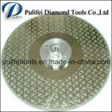 Lame de scie circulaire Diamond Tools pour machine à lame de scie tranchante