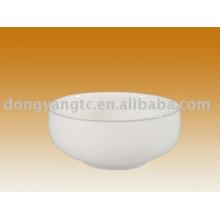 tigela de porcelana