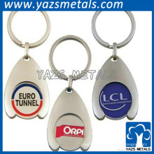 Porte-clés porte-clés en métal