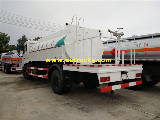 Dust Suppression Vehicles