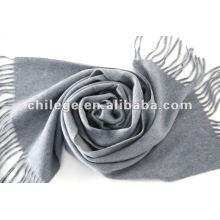 Winter reine Kaschmir solide gewebte Schals für Männer