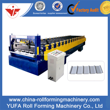 C21 Metal Roof Sheet Roll Forming Machine popular In Russia