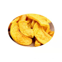 delicious freeze Dried Fruit Snacks Fried Vf Yellow Peach Slices