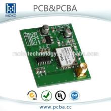 Module de carte PCB de GPS, cheminement de carte PCB de moudle de la carte SIM 908 GPS