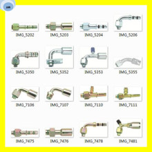 All Kinds of Standard Auto Air Conditioning Fitting Part