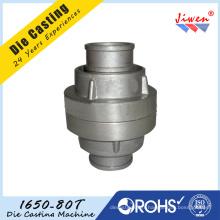Le zinc et l'aluminium moulage mécanique sous pression Pièces de location de pièces d'éclairage de LED pour la salle de bains de lampe