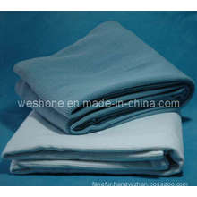 100% Soft Cotton Woven Blanket