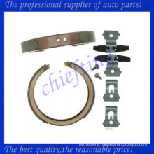 V0000781 12477910 12472852 17781B 14781B 171834 171-834 for cadillac auto brake shoe