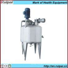 Réservoir de mélange d'émulsifiant à haut ciseaux