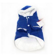 Soft Plush Dog Winter Coat