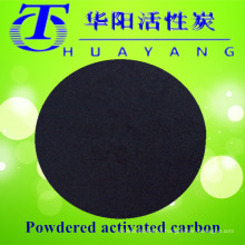 1000 iodine value coal based powdered activated carbon for water treatment