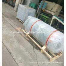 máquina de secagem de gelo do compressor de ar comprimido mini com tanque de ar