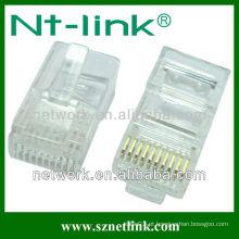 Rj45 10p10c plug